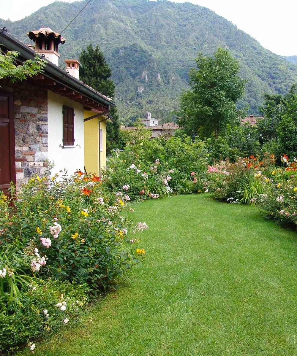 Fiori Da Giardino In Montagna colori sgargianti per il piccolo giardino in montagna