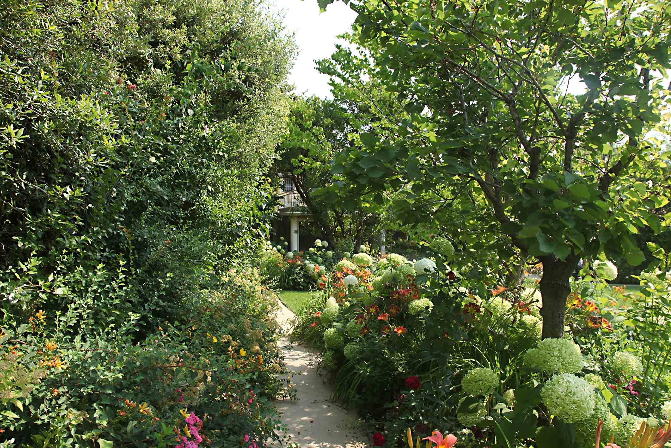 Progettare Un Giardino In Campagna progettare il giardino, come ispirarsi alla natura